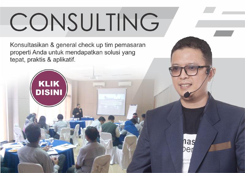 konsultan pemasaran properti
