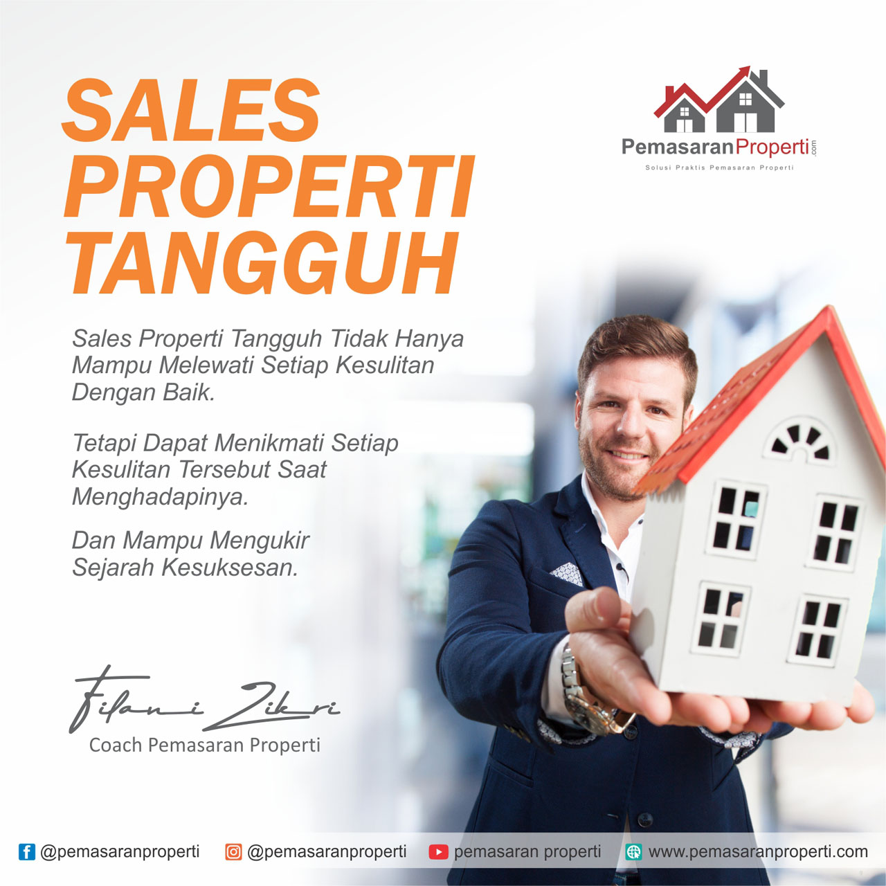 sales properti tangguh