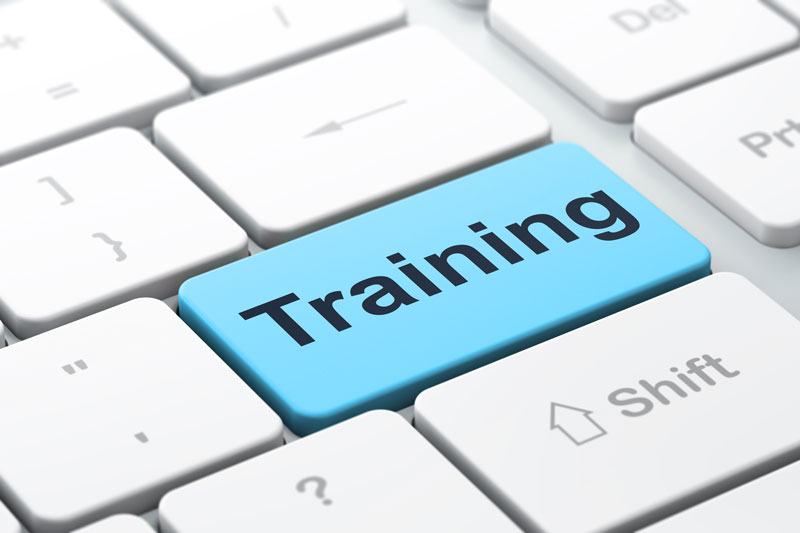 Training marketing properti
